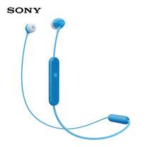หูฟังไร้สาย Sony In-ear Wireless รุ่น WI-C300 - Blue