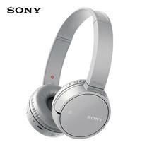 หูฟังครอบหูไร้สาย Sony รุ่น WH-CH500 - Grey