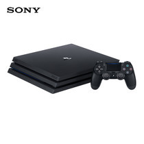 Sony PlayStation 4 Pro (1TB) - Jet Black รุ่น CUH-7106B B01
