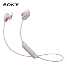 หูฟังบลูทูธ Sony สำหรับออกกำลังกาย In-Ear Wireless รุ่น WI-SP600N - Pink