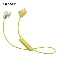 หูฟังบลูทูธ Sony สำหรับออกกำลังกาย In-Ear Wireless รุ่น WI-SP600N - Yellow