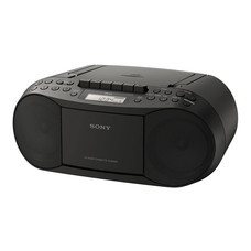 SONY Boombox CD/Cassette รุ่น CFD-S70