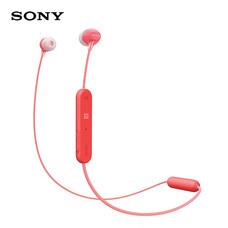 หูฟังไร้สาย Sony In-ear Wireless รุ่น WI-C300 - Red