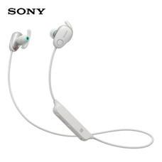 หูฟังบลูทูธ Sony สำหรับออกกำลังกาย In-Ear Wireless รุ่น WI-SP600N - White