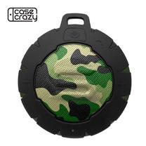 ลำโพงไร้สาย SOUL STORM, Weatherproof Wireless Speaker with Bluetooth - Camo Green
