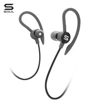 SOUL หูฟัง In-Ear Headphones FLEX2, Optimal Acoustic : Storm Black