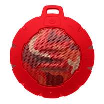 ลำโพงไร้สาย SOUL STORM, Weatherproof Wireless Speaker with Bluetooth - Camo Red