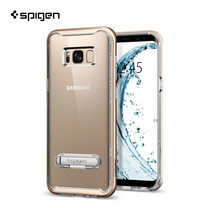 เคส SPIGEN Sumsung Galaxy S8 Plus Crystal Hybrid - Gold Maple