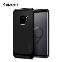 เคส Galaxy S9 SPIGEN Neo Hybrid - Shiny Black