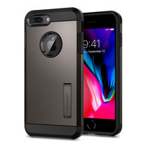 เคส iPhone 8 Plus/ 7 Plus SPIGEN Case Tough Armor 2 - Gunmetal