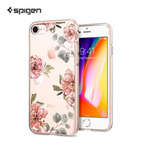 เคส iPhone 8/7 SPIGEN Case Liquid Crystal Aquarelle - Rose