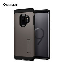 เคส Galaxy S9 SPIGEN Case Tough Armor - Gunmetal