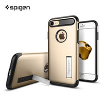 เคส iPhone 7 SPIGEN Slim Armor - Champagne Gold