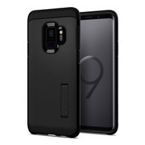 เคส Galaxy S9 SPIGEN Case Tough Armor - Black (SF)