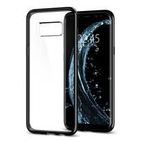 เคส Samsung Galaxy S8 Plus SPIGEN Case Ultra Hybrid - Jet Black