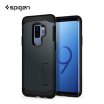 เคส Samsung Galaxy S9+ SPIGEN Case Slim Armor - Metal Slate