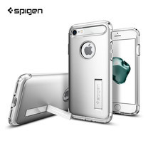 เคส iPhone 7 SPIGEN Slim Armor - Satin Silver