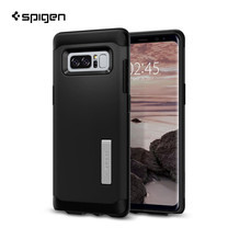 เคส Samsung Galaxy Note 8 SPIGEN Slim Armor - Black