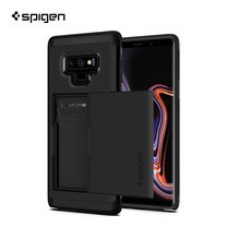 SPIGEN Case Samsung Galaxy Note 9 Case Slim Armor CS - Black