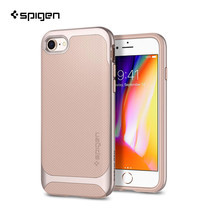 เคส iPhone8/7 SPIGEN Case Neo Hybrid Herringbon - Pale Dogwood (Pink)