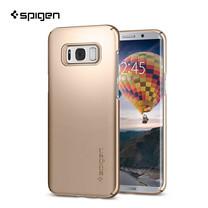 เคส Samsung Galaxy S8+ SPIGEN Thin Fit - Gold Maple