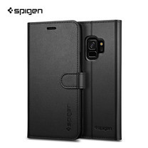 เคส Samsung Galaxy S9 SPIGEN Case Wallet S - Black