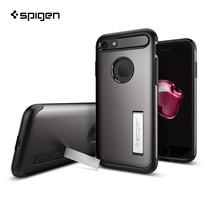 เคส iPhone 7 Plus SPIGEN Slim Armor - Gunmetal