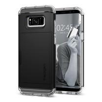 เคส SPIGEN Sumsung Galaxy S8 Crystal Wallet - Black
