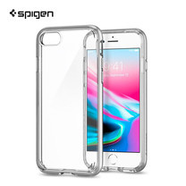 เคส iPhone 8/7 SPIGEN Case Neo Hybrid Crystal 2 - Satin Silver