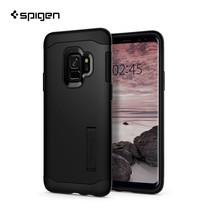 เคส Samsung Galaxy S9 SPIGEN Case Slim Armor - Black