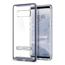 เคส Samsung Galaxy Note 8 SPIGEN Crystal Hybrid - Orchid Gray