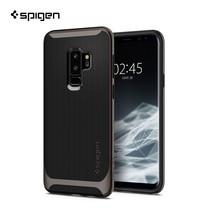 เคส Galaxy S9+ SPIGEN Neo Hybrid - Gunmetal