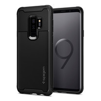 เคส Samsung Galaxy S9 Plus SPIGEN Case Rugged Armor Urban - Black