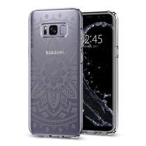 เคส Samsung Galaxy S8+ SPIGEN Liquid Crystal - Shine Clear