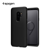 เคส Samsung Galaxy S9+ SPIGEN Case Liquid Crystal - Black