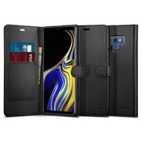 SPIGEN Case Samsung Galaxy Note 9 Wallet S - Black