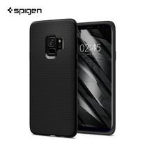 เคส Galaxy S9 SPIGEN Liquid Air - Matte Black
