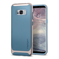 เคส SPIGEN Sumsung Galaxy S8 Plus Neo Hybrid - Niagara Blue