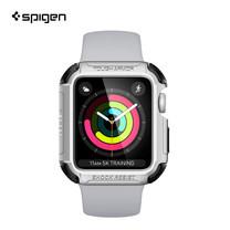 เคส Apple Watch Series 3/2 (38mm) SPIGEN Case Tough Armor2 - Silver