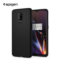 SPIGEN เคส OnePlus 6T Case Liquid Air : Black