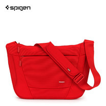 กระเป๋าแล็ปท็อป SPIGEN Klasden Neumann Shoulder Bag 13 inch Laptop : Red