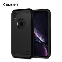 เคส Apple iPhone XR SPIGEN Case Tough Armor : Black