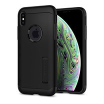 SPIGEN เคส Apple iPhone XR Case Slim Armor : Black