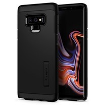 SPIGEN Case Samsung Galaxy Note 9 Tough Armor - Black