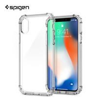 เคส iPhone X SPIGEN Crystal Shell - Crystal Clear