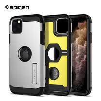 Spigen เคส iPhone 11 Pro [TOUGH ARMOR] เคสกันกระแทก, เคสขาตั้ง