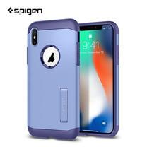 เคส iPhone X SPIGEN Slim Armor - Violet