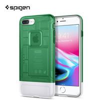 เคส SPIGEN Apple iPhone 8 Plus / 7 Plus Classic C1 : Sage