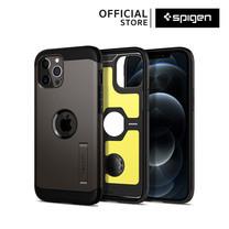 Spigen เคส iPhone 12 Pro Max TOUGH ARMOR (เคสไอโฟน 12 Pro Max, เคสกันกระแทก)