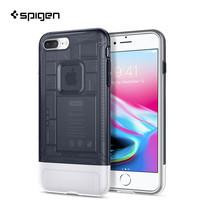 เคส SPIGEN Apple iPhone 8 Plus / 7 Plus Classic C1: Graphite